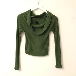 Urban Outfitters Out from Under Ribbed Top Med